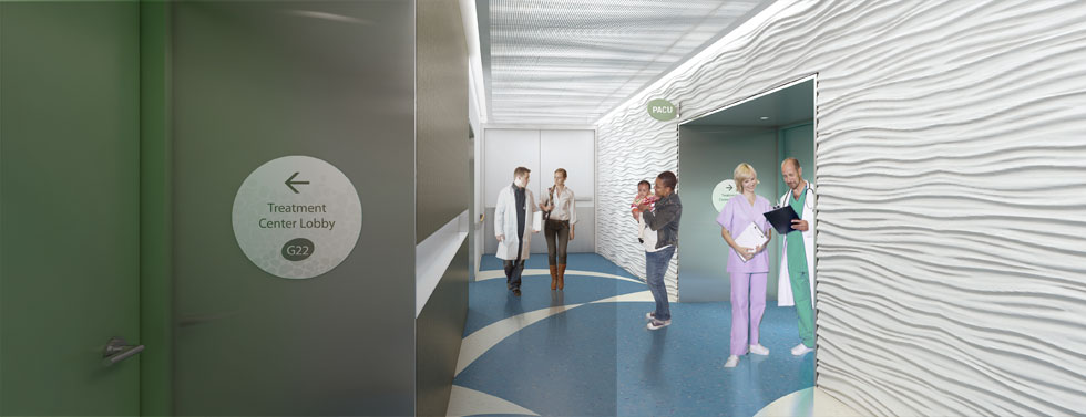 THE STANFORD UNIVERSITY MEDICAL CENTER RENEWAL PROJECT