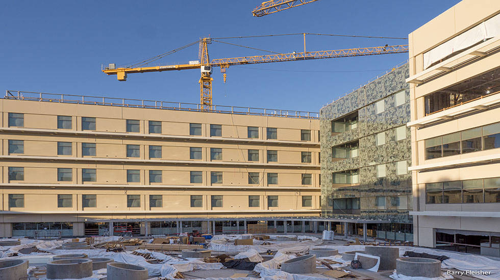The Lucile Packard Children's Hospital Expansion