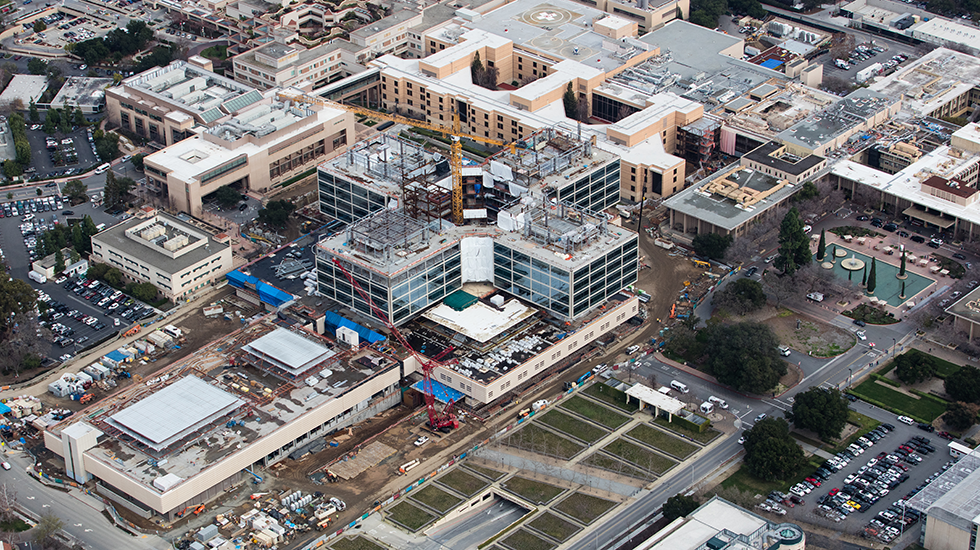 The New Stanford Hospital