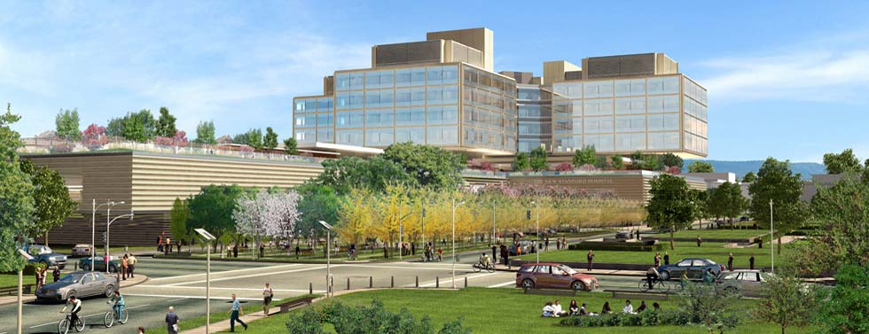New Stanford Hospital